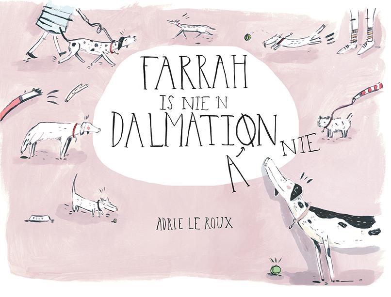 Farrah is Nie N Dalmation Nie