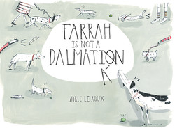 Farrah is not a dalmatian