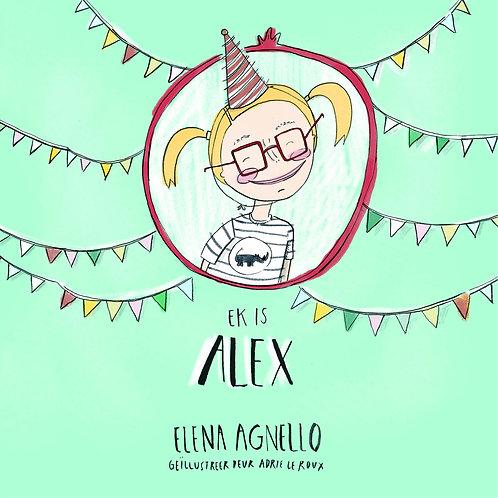 Ek is Alex by Elena Agnello