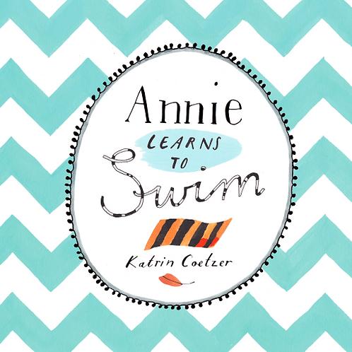 Annie Learns to Swim by Katrin Coetzer