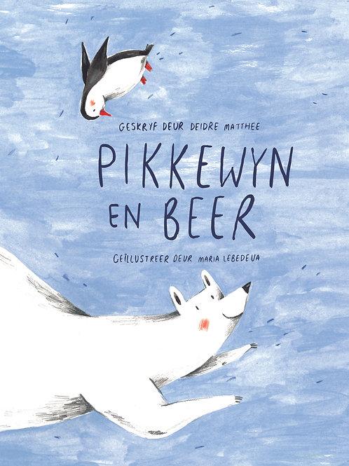 Pikkewyn en Beer by Deidre Matthee