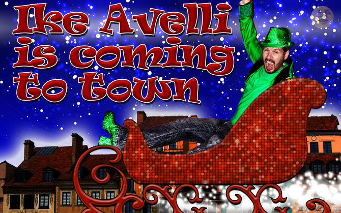 Ike Avelli Is Coming To Town