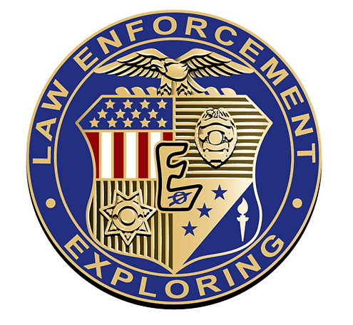 Explorer's Post Law Enforcement Challenge Coin