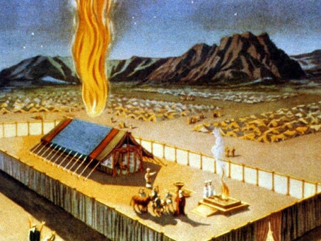 THE 12 TRIBES AND THE TABERNACLE – PART – 1