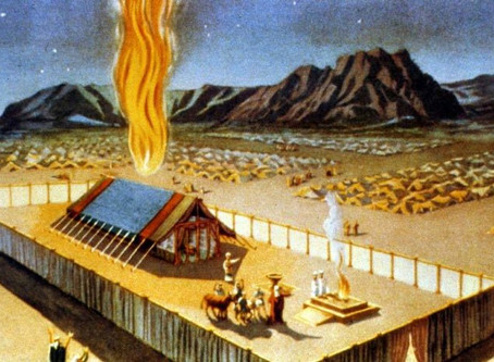 THE 12 TRIBES AND THE TABERNACLE – PART 2