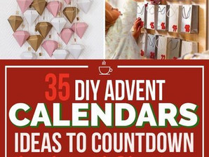Christmas Advent Calendar Fillers