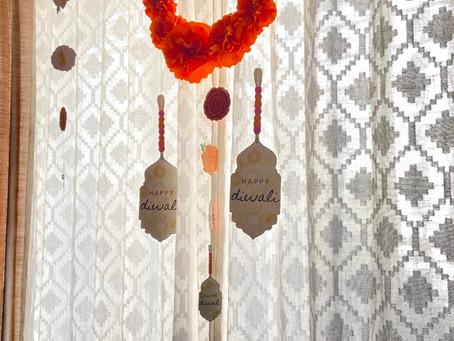 DIY Diwali Paper Decor