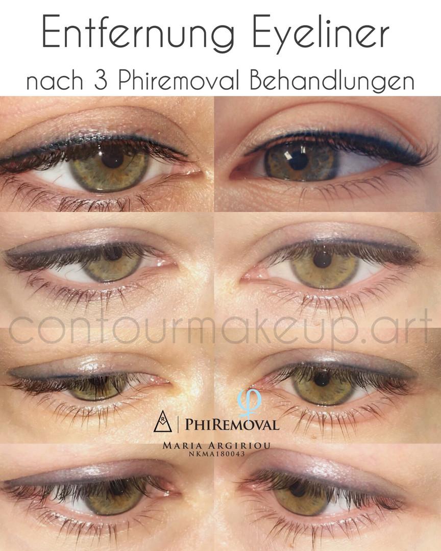PHIREMOVAL EYELINER