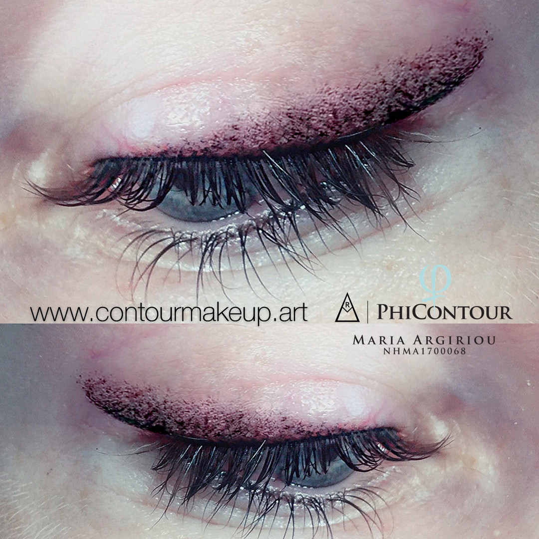 Butterfly Eyeliner