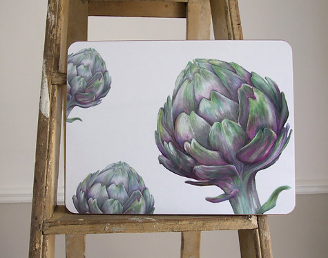 Artichoke Serving Mat