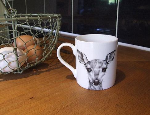 Clementine - Fine Bone China Mug - SALE