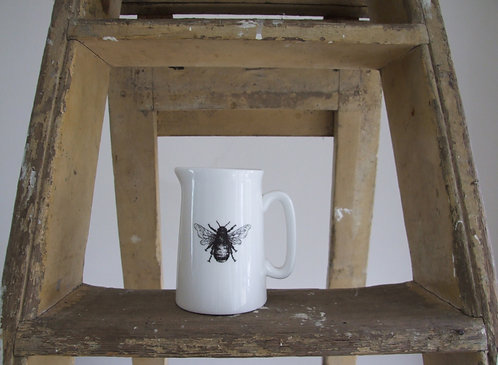 Mr Bumble Farmhouse Jug - Small SALE
