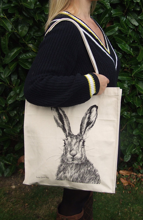 Clover Canvas Bag