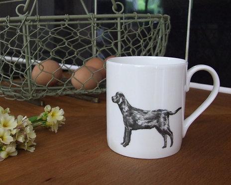 Hunter- Fine Bone China Mug SALE