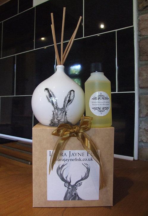Diffuser oil refill - Honeysuckle & Jasmine