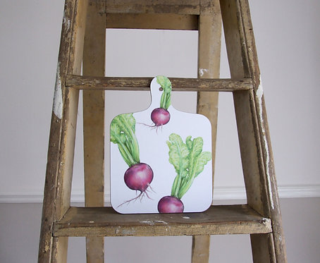 Beetroot - small chopping board
