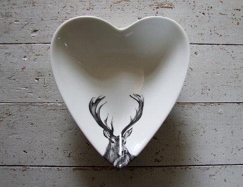 Rowan Heart Bowl - medium