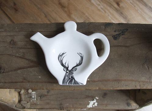 Rowan Fine Bone China Tea Tidy