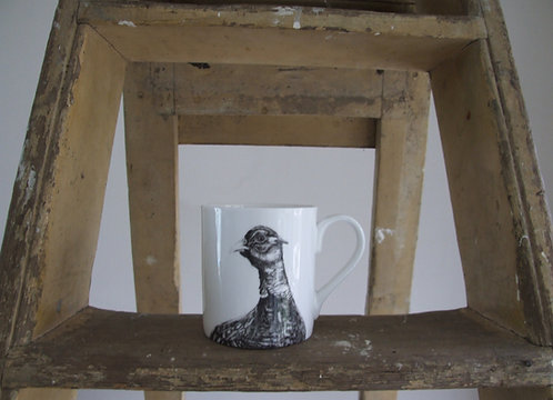 Wilfred - Fine Bone China Mug