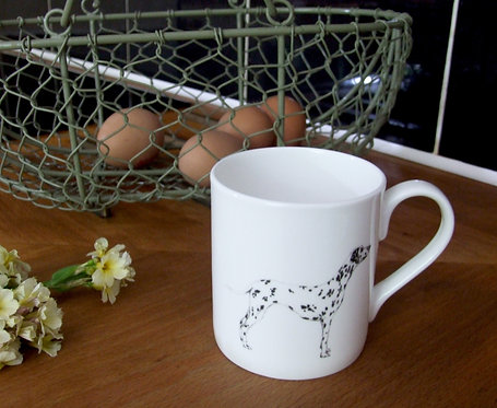 Coco - Fine Bone China Mug SALE