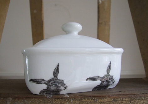 Bramble - Covered Butter Dish
