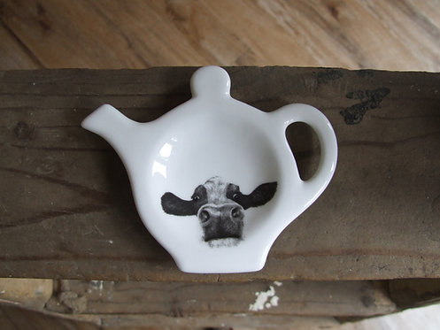 Beau Fine Bone China Tea Tidy