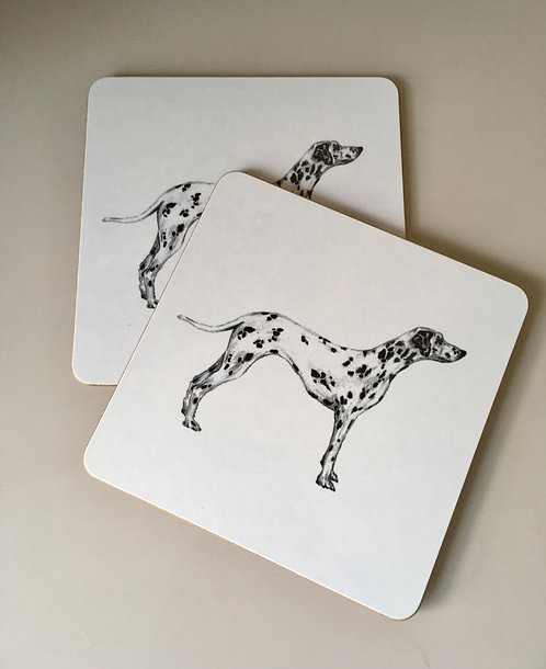 Set of 2 Coco Placemats