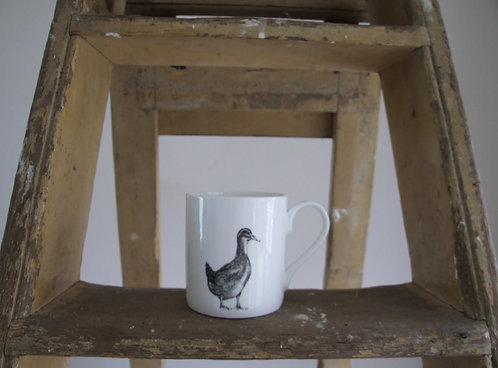 Pebble - Fine Bone China Mug
