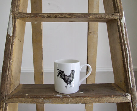 Flint - Fine Bone China Mug