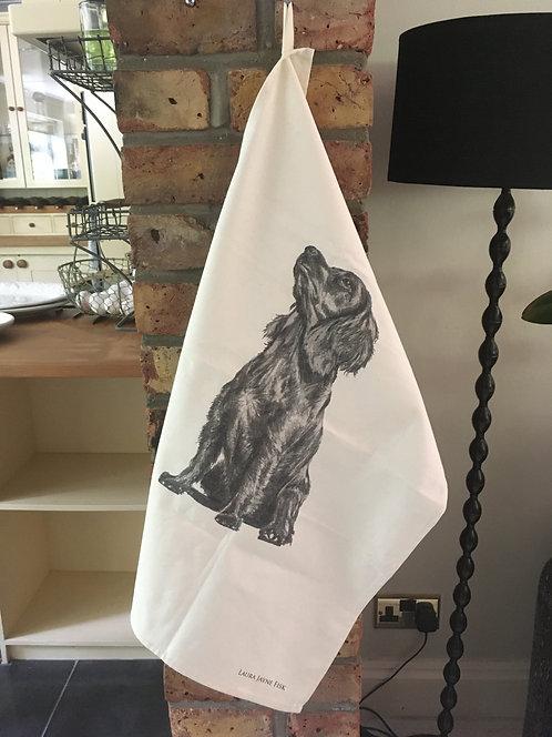 Slight second Wilbur Tea Towel