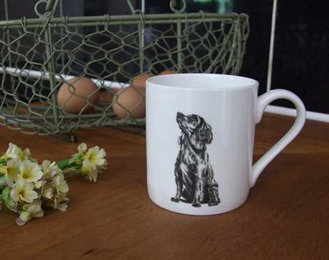 Wilbur - Fine Bone China Mug SALE