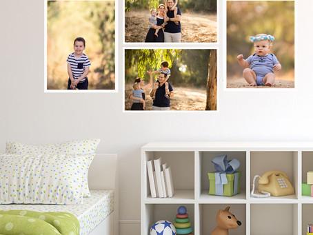 חשיבות של צילומי משפחה וילדים עם תמונות משפחתיות איכותיות