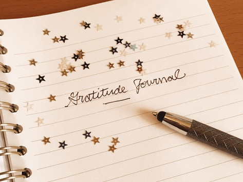 30-Day Challenge: Use a Gratitude Journal To Increase Your Positivity