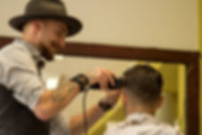 Grease Ostrava barber