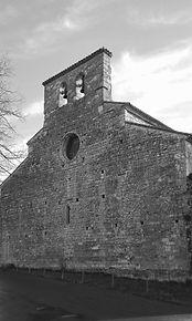 Clocher-mur région Quercy
