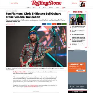 Photo: Foo Fighters on RollingStone.com