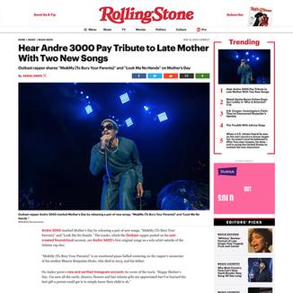 Photo: Outkast on RollingStone.com