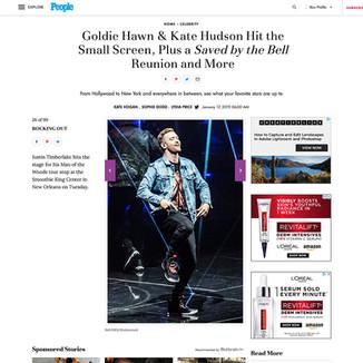 Justin Timberlake- People.com