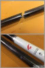 鮎竿修理 塗装| 竿屋