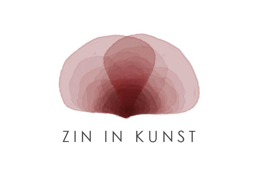 Logo Zin in Kunst