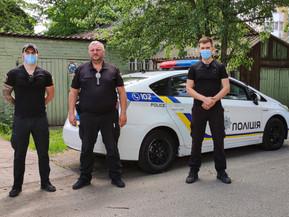 Поліція та ірпінська муніципальна варта посилили заходи безпеки під час святкових вихідних