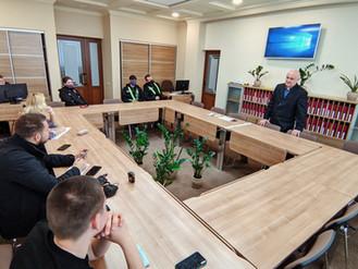 Кандидати на посаду інспекторів з паркування пройшли навчання у Вінниці