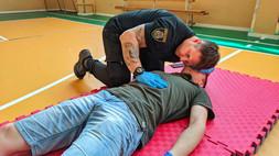 В Ірпені пройшов організований Муніципальною вартою практичний тренінг із надання першої допомоги