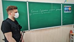 Муніципальна варта провела урок безпеки для учнів Ірпінської школи