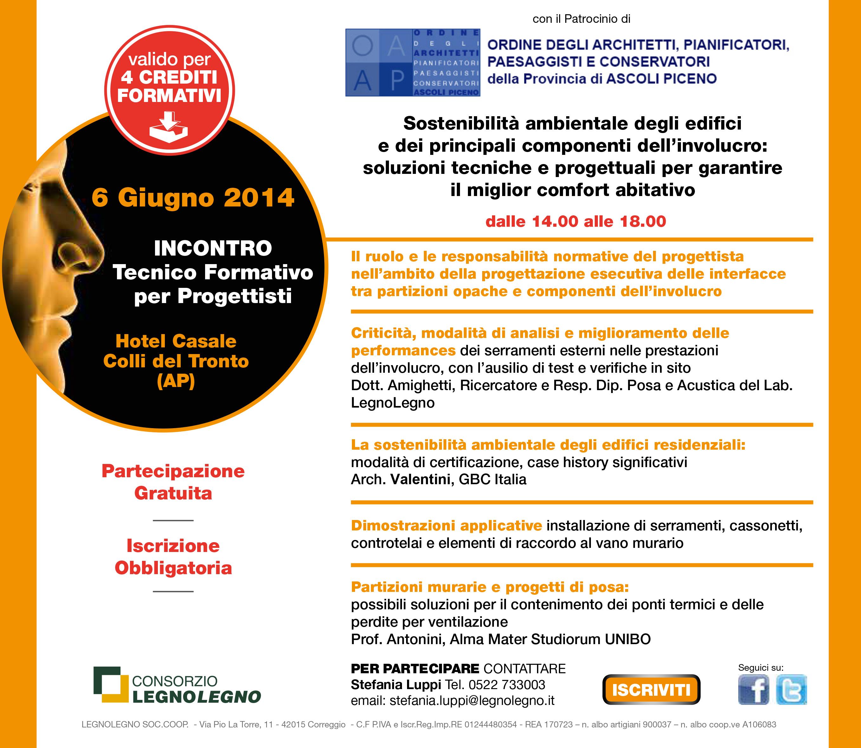Consorzio LegnoLegno 2014