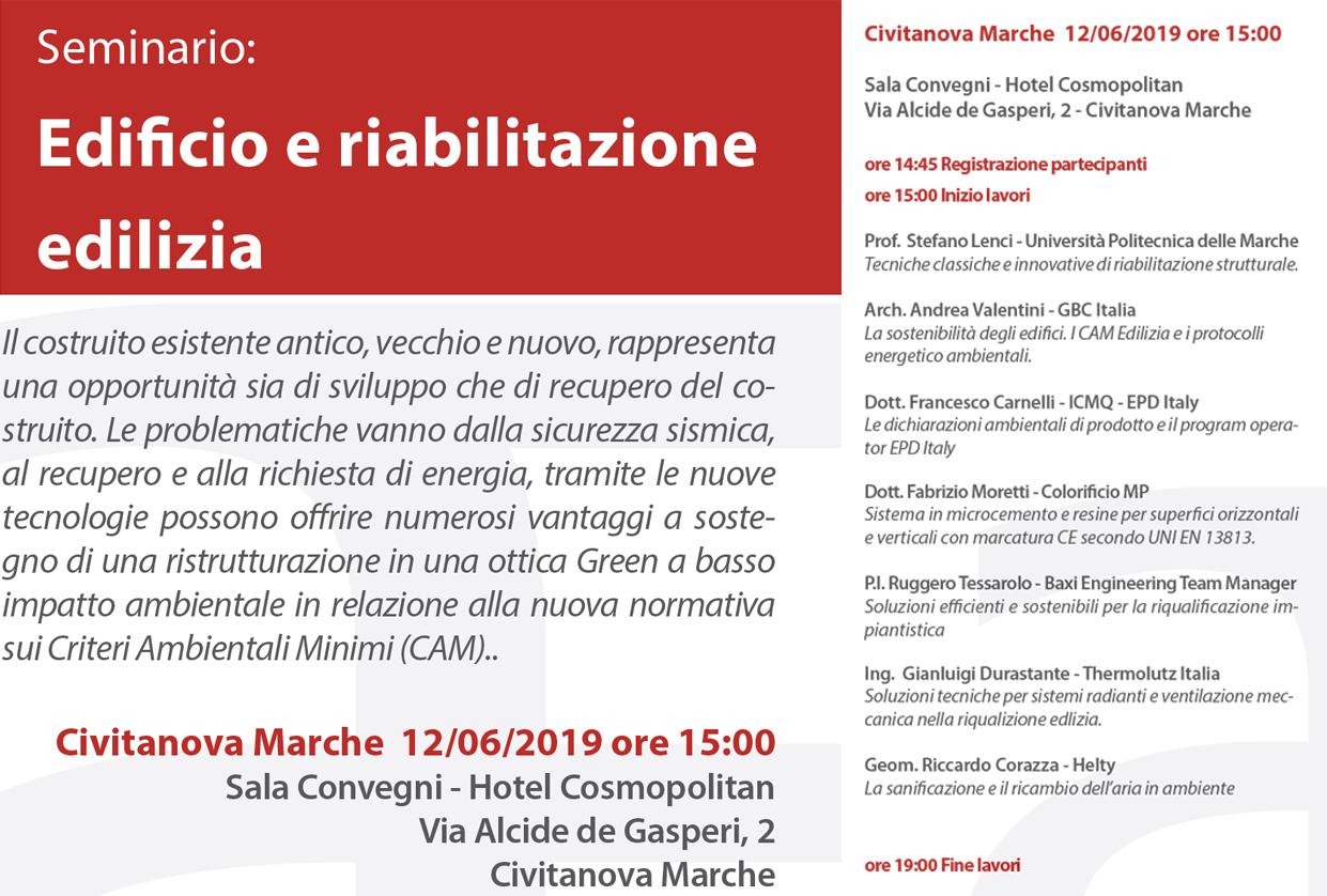 Seminario AssForm Civitanova Marche