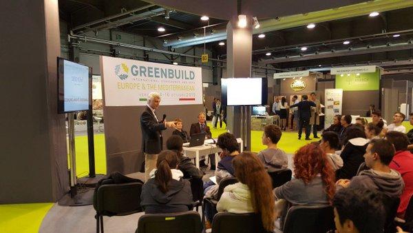 Greenbuild Verona 2014