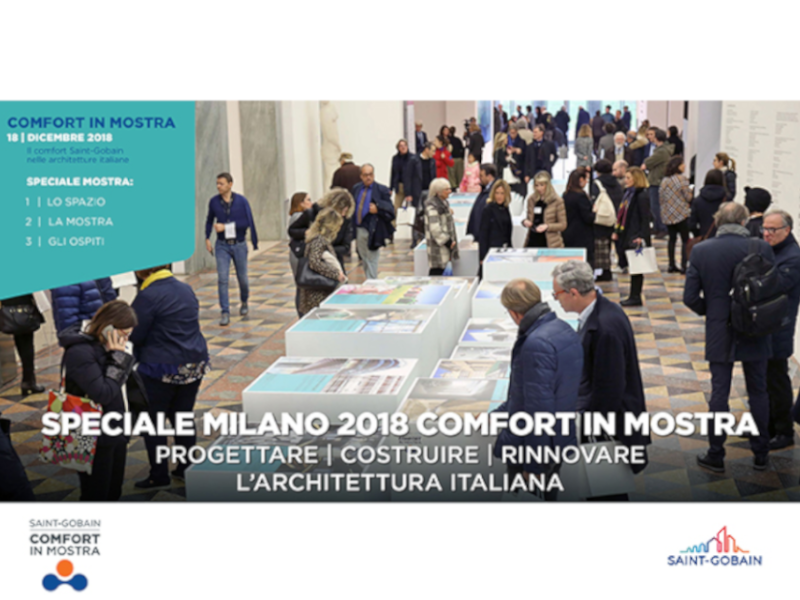 Comfort in Mostra 2018