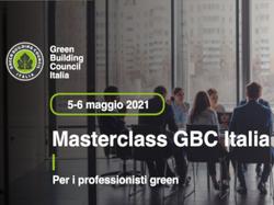Masterclass GBC Italia
