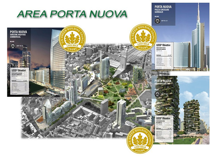 Area Porta Nuova